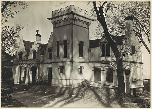 [Gothic Revival House, Residence of William Hickling Prescott, Swampscott, Massachusetts]