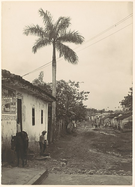 Typical Town, Interior of Cuba