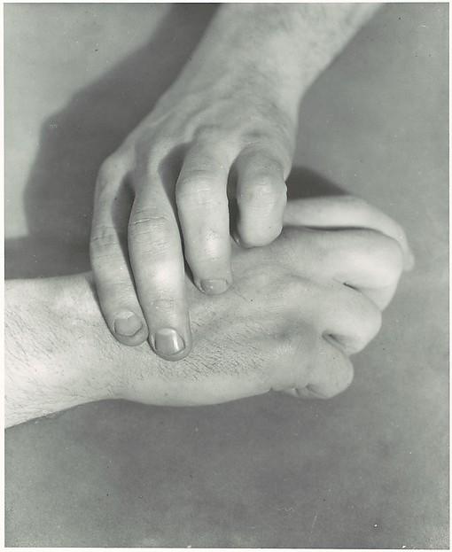 [Hart Crane's Hands]
