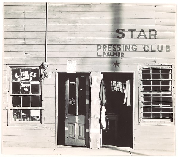 Star Pressing Club, Vicksburg, Mississippi