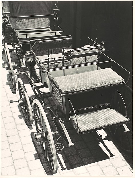 [Pair of Four Seat Carriages in the Collection of Oliver Jennings]