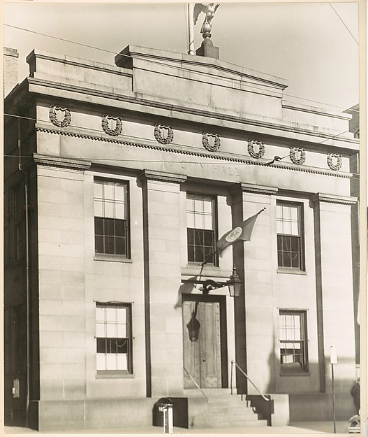 [City Hall, Salem, Massachusetts]