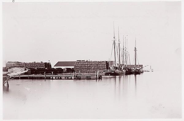 Bermuda Hundred Landing, James River