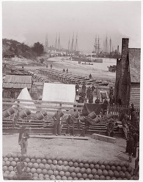 Yorktown Landing