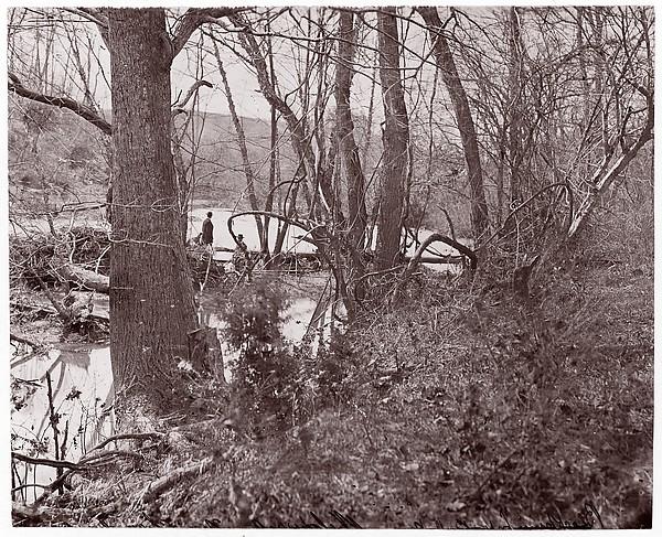 Blackburn's Ford / Rapidan River, The Wilderness
