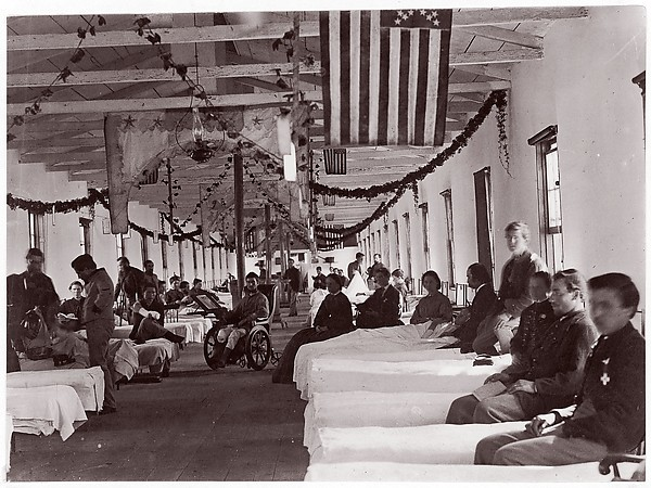 Washington. Armory Square Hospital