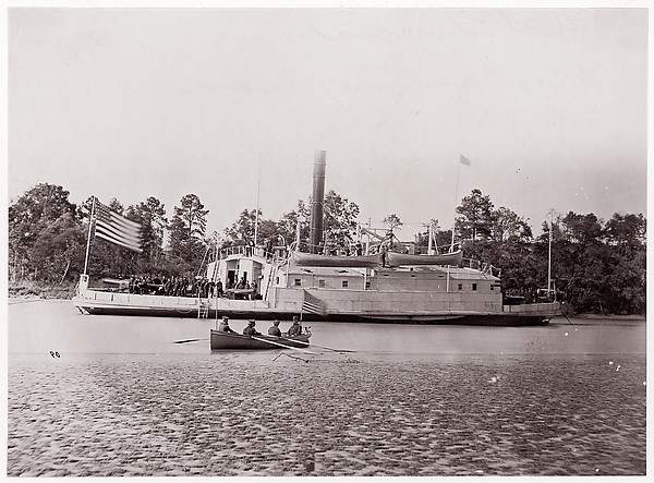 Commodore Perry, Pamunkey River