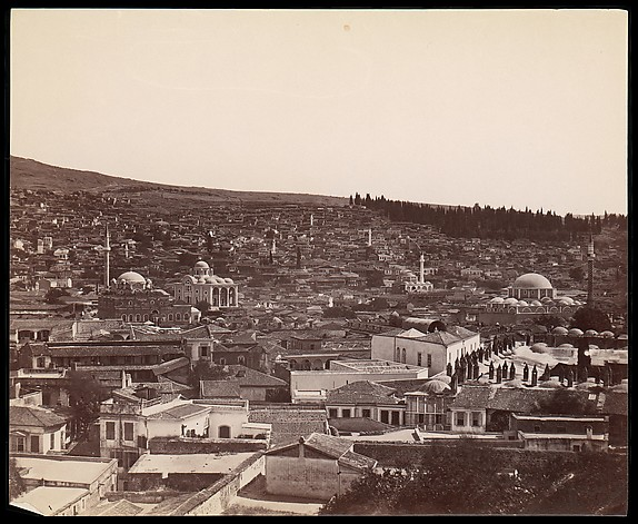 [General View of Smyrna]