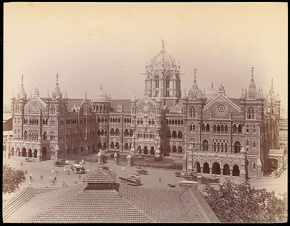 [Victoria Terminus Building, Mumbai]
