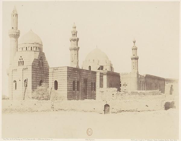 Le Kaire, Mosquées d'Iscander-Pacha et du Sultan Haçan