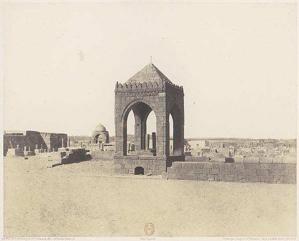 Le Kaire, Cimetière des Mamelouks