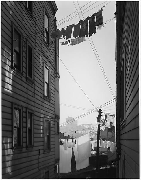 Hot Monday Afternoon, San Francisco, California
