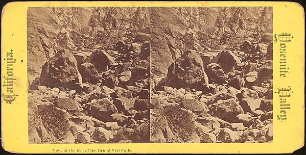 [Group of 100 Stereograph Views of California Nature and Landscapes With a Focus on Yosemite]