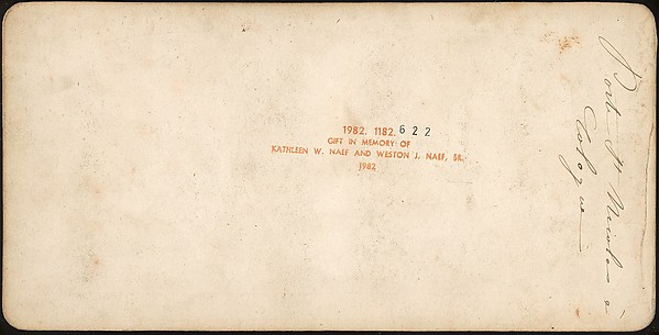 [Group of 17 Early Calotype Stereograph Views]