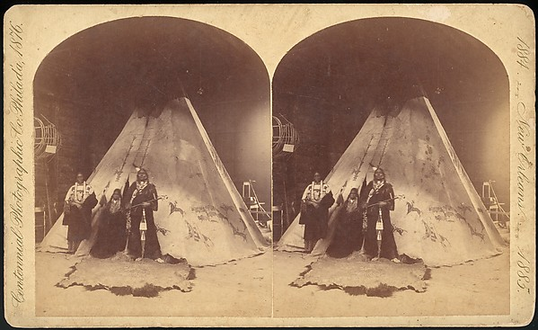 Fascinating Historical Picture of Unknown with [Group of 18 Stereograph Views of the 1884/1885 New Orleans Centennial International Exhibition] in 1850