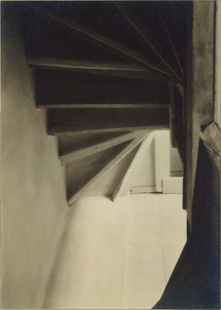 Doylestown House—Stairs from Below