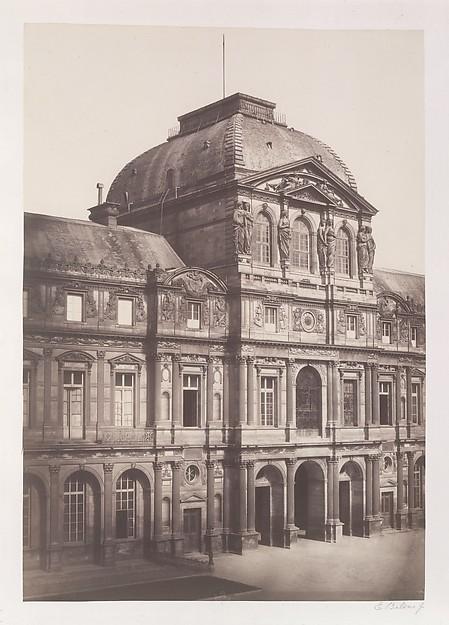 Pavillon de l'Horloge, Louvre