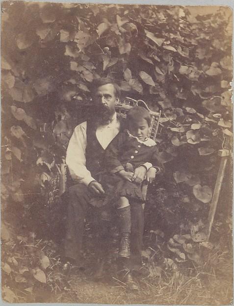 William J. Crowell with Ella