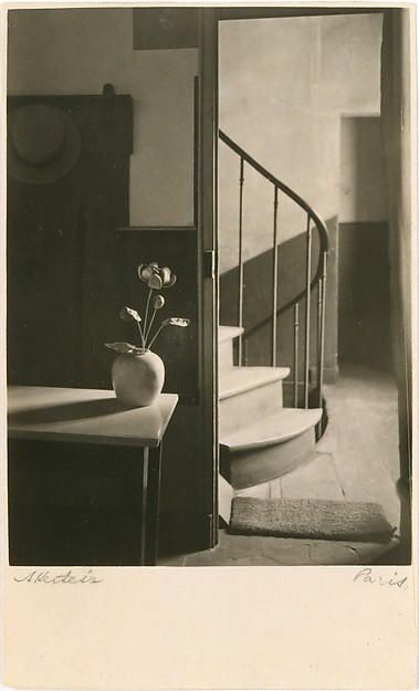 Chez Mondrian, Paris