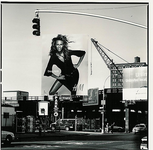 Billboards, NY: Tenth Avenue and 30th Street (H&M#1)