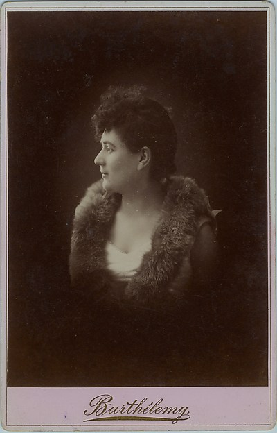 [Woman with Fur Collar]