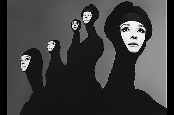Audrey Hepburn, New York, January 1967