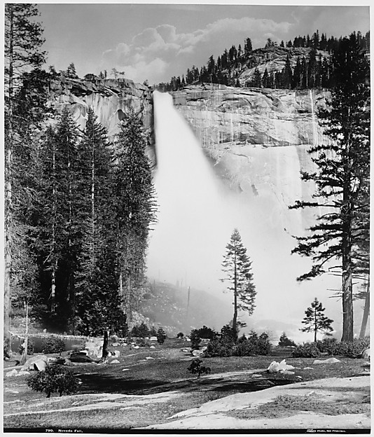 Nevada Fall, Yosemite
