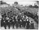 Nazi Rally, Czechoslovakia
