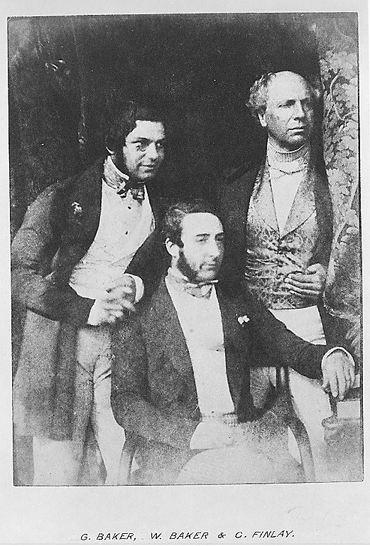 G. Baker, W. Baker and C. Finlay