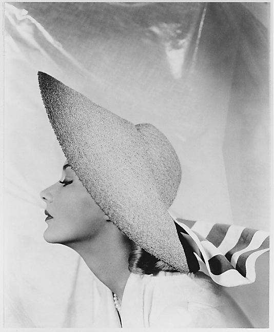 [Lisa Fonssagrives in Fashion Photograph for Marshall Field and Company]