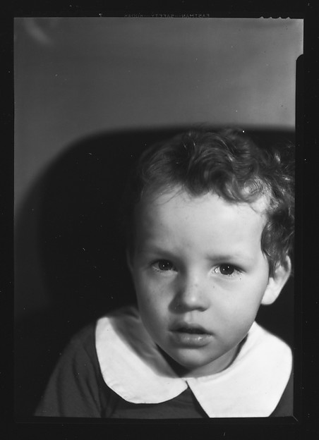 [Unidentified Young Boy]