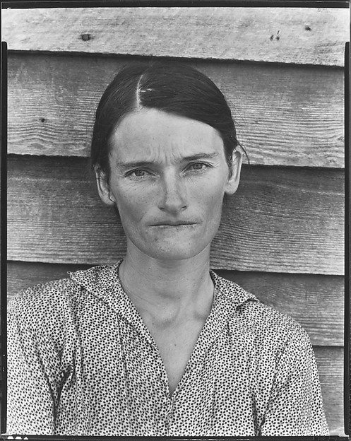 [Allie Mae Burroughs, Hale County, Alabama]