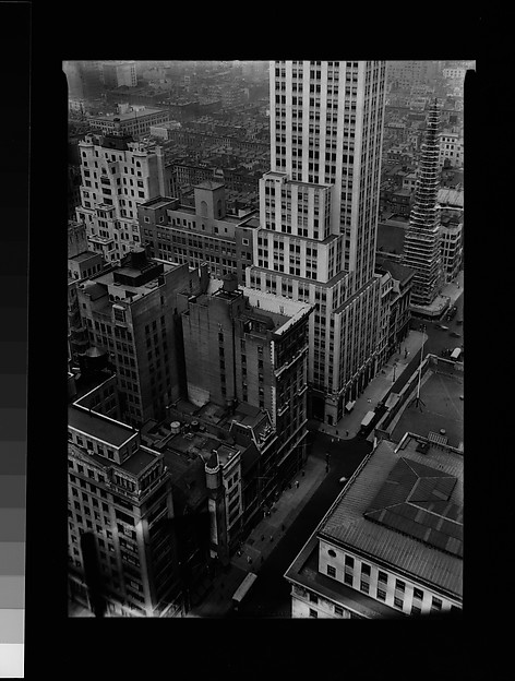 [View of Midtown from Fred F. French Building, New York City]