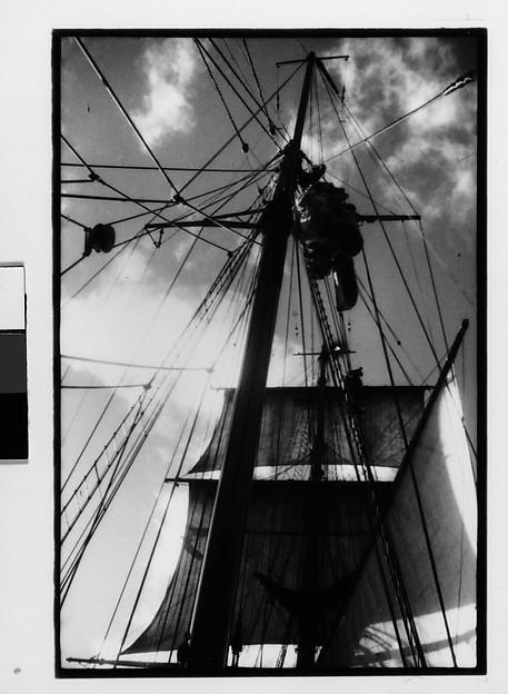 [South Seas: Cressida Sails, Mast, and Rigging]