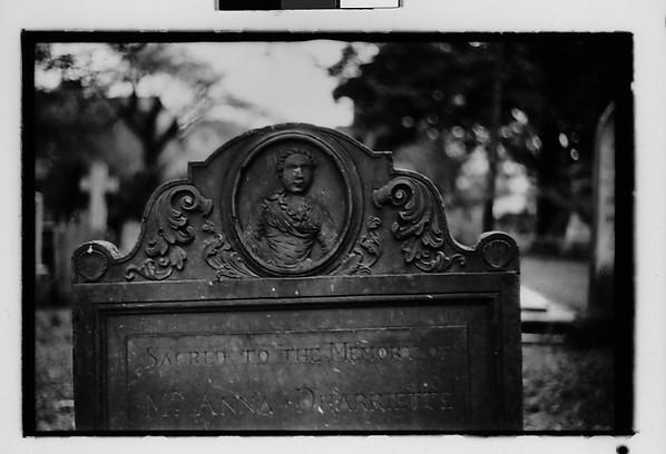 [Gravestone, Southeastern U.S.?]