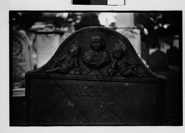 [Gravestone, Beaufort or Charleston, South Carolina?]