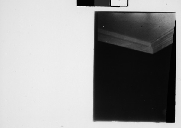 [Cut Fragment: Partial View of Wall Molding in Residence of Gifford Cochran, Croton Falls, New York]