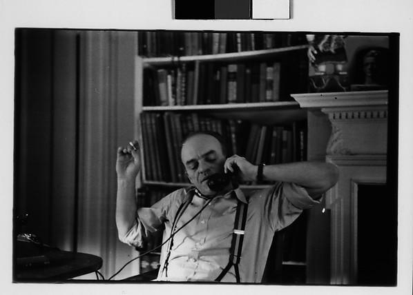 [Charles Fuller on Telephone]
