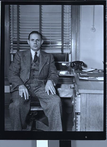 [Leonard B. Hough, Vice President, Collins Company, Collinsville, Connecticut]