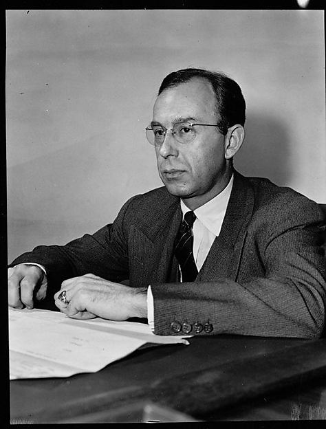 [Edgar Kaiser of Kaiser-Fraser Corporation, Ypsilanti, Michigan]