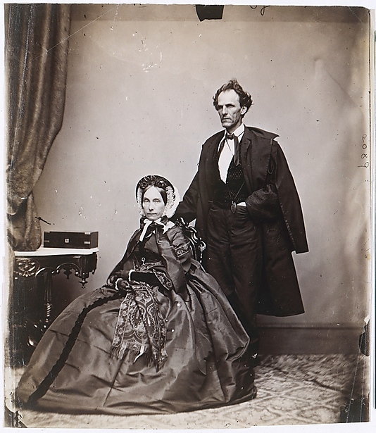 [Senator and Mrs. James Henry Lane]