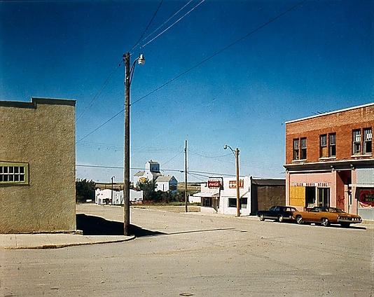 Main Street, Gull Lake, Saskatchewan