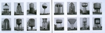 [Maquette for Watertowers as reproduced in