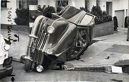 [Automobile Accident, San Francisco]