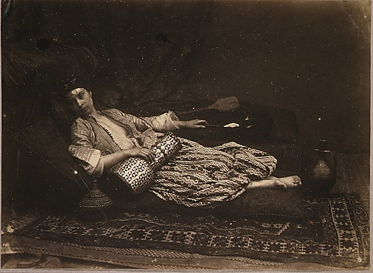 [Reclining Odalisque]