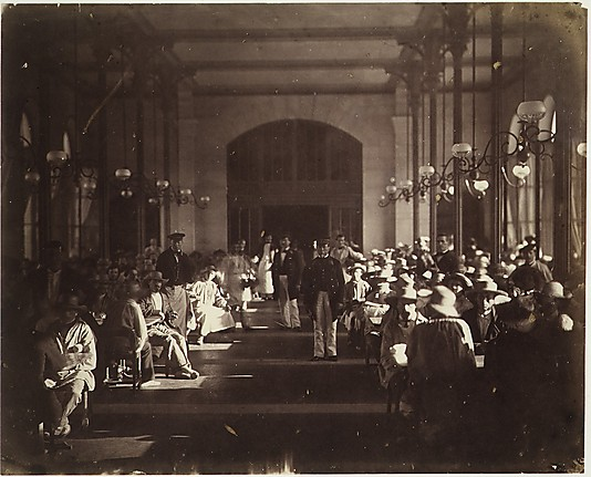 The Refectory of the Imperial Asylum at Vincennes
