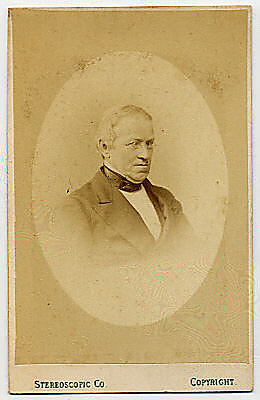 [Carte-de-Visite Album of Famous Personages]