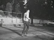 Walking Forward-Running Past