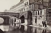 Hôtel-Dieu et Pont Saint-Charles (fourth arrondissement)