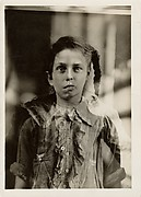 [Composite Photograph of Child Laborers Made from Cotton Mill Children]